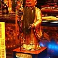 高雄霞海城隍廟月老星君聖像