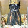 高雄霞海城隍廟西方福德正神神將