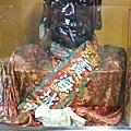 高雄霞海城隍廟招財童子神將