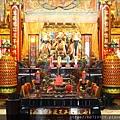 高雄溫王廟一樓正殿,主祀:溫府千歲