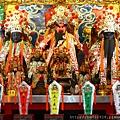 高雄溫王廟溫府大二三王爺聖像