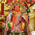 高雄溫王廟註生娘娘聖像