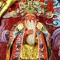 高雄溫王廟福德正神聖像