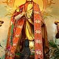 高雄溫王廟觀音佛祖聖像