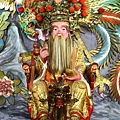 高雄高馬北極殿福德正神聖像