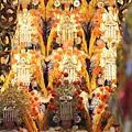 台北關渡宮列位天上聖母聖像