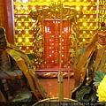 景美萬慶巖太歲星君、濟公活佛、齊天大聖聖像