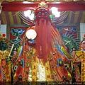 內湖太陽堂鎮殿太陽星君聖像