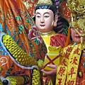 內湖太陽堂鎮殿太陰娘娘聖像