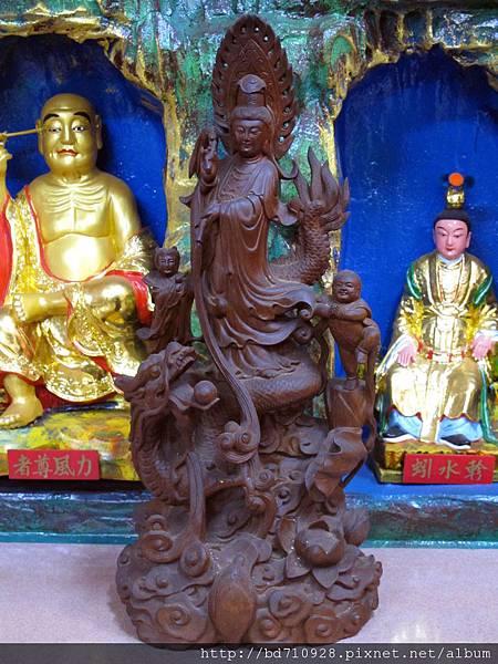 內湖太陽堂觀世音菩薩聖像