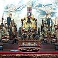 南投藍田書院濟化堂列位神佛聖像