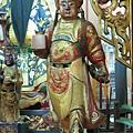 南投藍田書院濟化堂鎮殿關平太子聖像