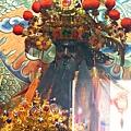 淡水金福宮鎮殿池府王爺聖像