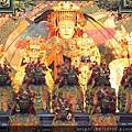 淡水福佑宮正殿列位天上聖母聖像