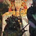 淡水福佑宮天上聖母(二媽)聖像