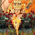 淡水福佑宮天上聖母(新二媽)聖像