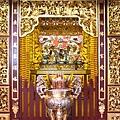 福佑宮龍邊護室財神殿