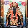 淡水福佑宮霞海城隍聖像
