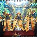 台北金雞廟五皇大帝聖像