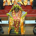 台北金雞廟天上聖母聖像