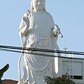彰化開化寺觀音菩薩大神像