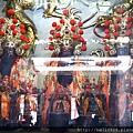 南投准天宮正殿玄天大二三上帝聖像