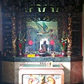 准天宮正殿虎邊神龕,奉祀:福德正神