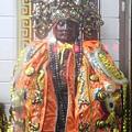 北投集應廟保儀尊王聖像