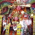 基隆覺修宮田都元帥聖像