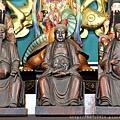 中寮玄義宮玄天上帝(真武帝君、真武大帝、真武祖師)聖像