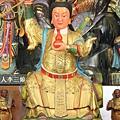 中寮玄義宮九天玄女聖像