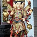 中寮玄義宮三頭八臂太子聖像
