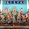 中寮玄義宮「地母慈尊殿」列位神佛聖像