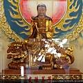 白河火山碧雲寺文殊菩薩聖像