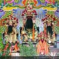 台北加蚋楊聖廟忠惠聖侯殿列位神佛聖像