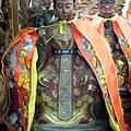 三芝八仙宮何仙姑聖像