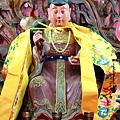 三芝八仙宮鎮殿何仙姑聖像