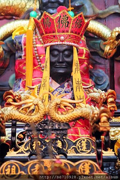 清水祖師(蓬萊祖)聖像