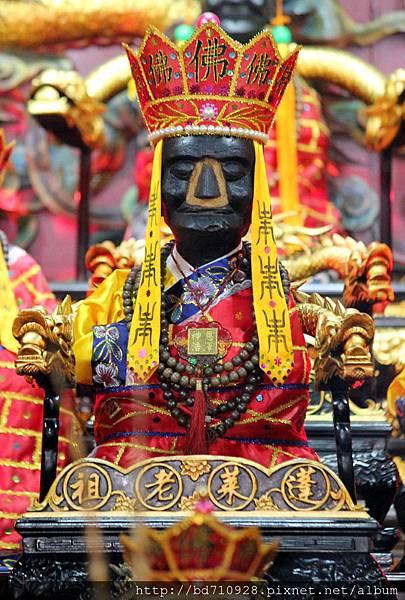 清水祖師(蓬萊老祖)聖像