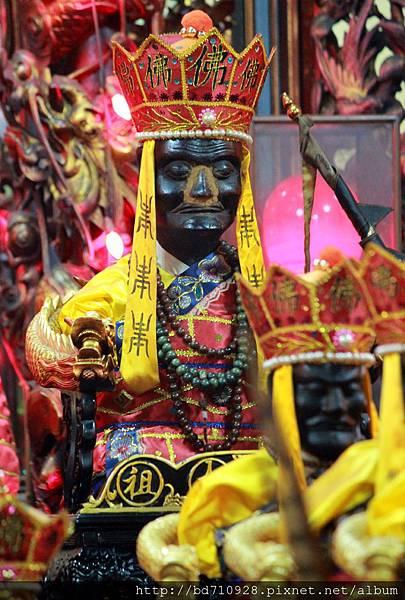 清水祖師(蓬萊大祖)聖像