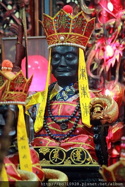 清水祖師(蓬萊二祖)聖像