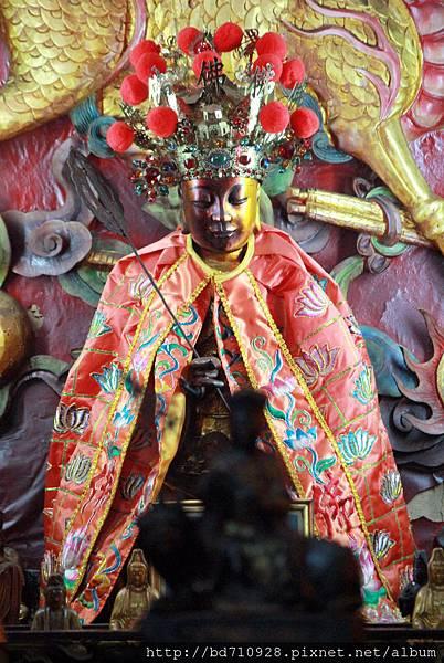地藏王菩薩聖像
