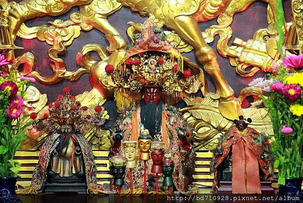 蕭府王爺聖像