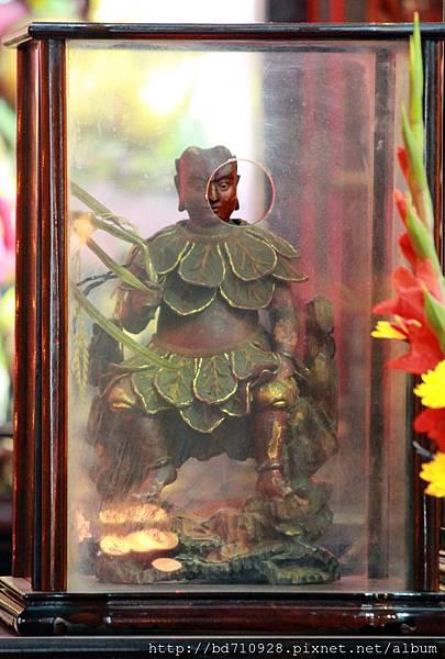 五谷先帝聖像