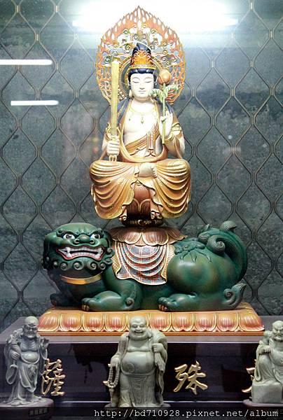 文殊菩薩聖像