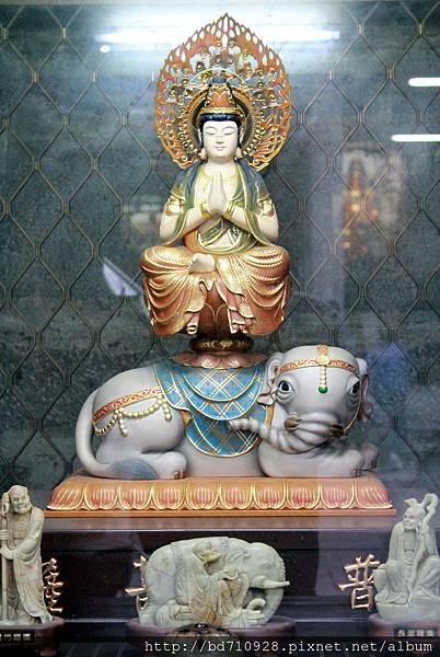 普賢菩薩聖像
