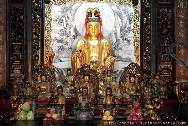 觀音佛祖聖像