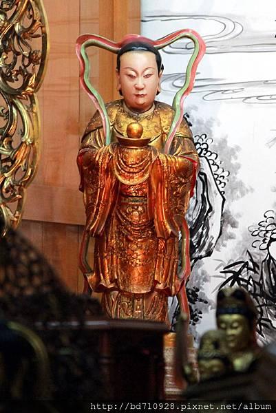 龍女菩薩聖像