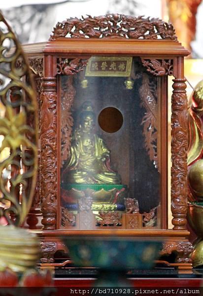 開基觀音佛祖聖像