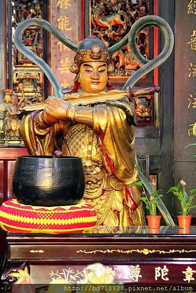 韋馱尊者聖像